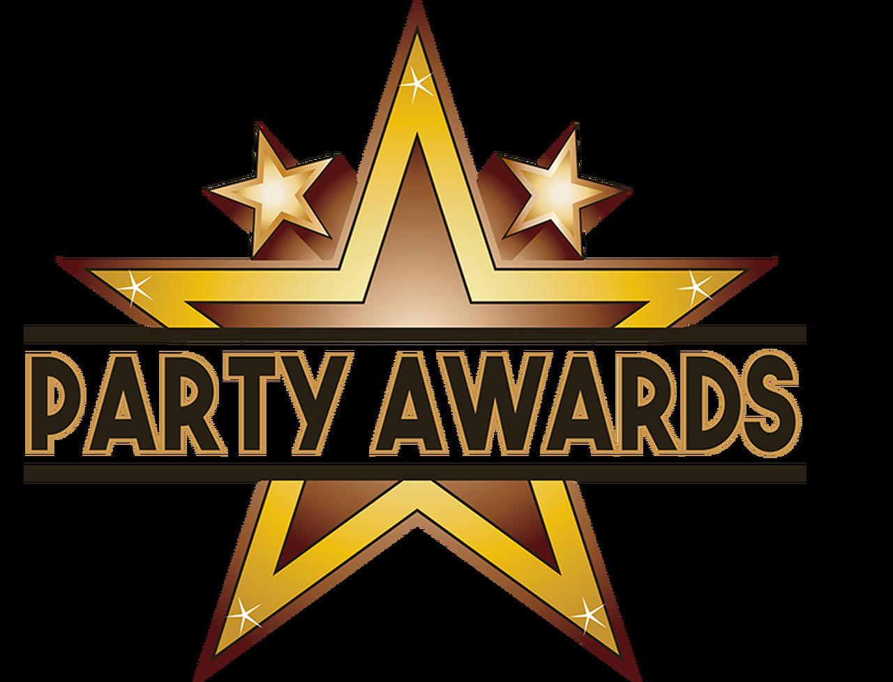 Genomineerd partyaward
